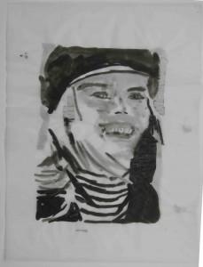 Fire Island Drawings, Untitled, (Opening), Lee Ranaldo